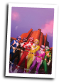 Mighty Morphin Power Rangers 25th Anniversary Special #  1 (Boom Comics 2018) Rahzzaah Variant