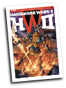 Harbinger Wars 2 #  2 of 4 (Valiant Comics 2018)