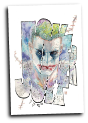 Joker Harley Criminal Sanity Secret Files # 1 (DC Black Label 2019)