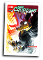 New Crusaders: Rise Of The Heroes # 3 (Archie Comics 2012)