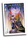 Injustice, Gods Among Us: Year Three #  1 (DC Comics 2014)