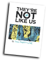 They're Not Like Us #  9 (Image Comics 2015)