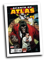Agents of Atlas # 1 (Marvel Comics 2015)