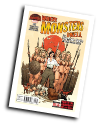 Where Monsters Dwell SW # 5 (Marvel Comics 2015)