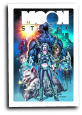 Moon Streak # 2 (Guardian Knight Comics 2015)