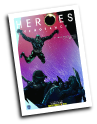 Heroes: Vengeance #  1 of 5 (Titan Comics 2015)