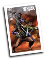 Ninjak #  8 (Valiant Comics 2015)
