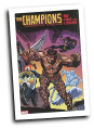 Champions: No Time For Losers #  1 (Marvel Comics 2016)