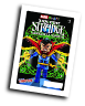 Doctor Strange and The Sorcerers Supreme #  1 (Marvel Comics 2016) Minimates NYCC Variant Cover