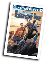 Blue Beetle # 14 Rebirth (DC Comics 2017) Variant Cover