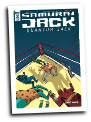 Samurai Jack: Quantum Jack #  2 of 5 (IDW Publishing 2017) Cadwell Johnson Variant