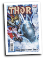 Thor, Where Walk the Frost Giants # 1 (Marvel comics 2017) Variant Cover
