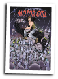 Motor Girl #  9 of 10 (Abstract Studios 2017)