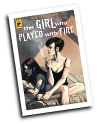 Girl Who Played With Fire #  2 of 2 (Titan Comics 2017)