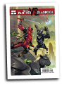 Black Panther vs. Deadpool #  1 of 5 (Marvel Comics 2018)