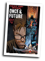 Once & Future #  3 (Boom Studios 2019)