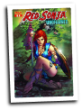 Red Sonja Unchained # 1 (Dynamite Comics 2012)