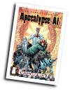 Apocalypse Al # 1 (Image Comics 2014) Retailer Exclusive Preview Copy