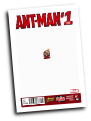 Ant-Man # 1 Brooks Secant variant printing (Marvel Comics 2014)