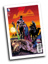 Justice League of America, volume 2 #  8 (DC Comics 2015) Neil Adams Variant Cover