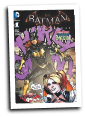 Batman Arkham Knight and Harley Quinn # 1 (DC Comics 2015) Convention Kick-Off Issue