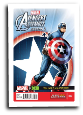 Marvel Universe: Avengers Assemble Season Two # 16 (Marvel Comics 2016)