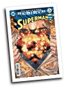 Superman Rebirth # 17 (DC Comics 2016) Variant Cover