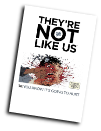 They're Not Like Us # 14 (Image Comics 2017)