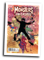 Monsters Unleashed #  3 of 4 (Marvel Comics 2016)