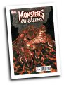Monsters Unleashed, Ongoing #  3 (Marvel Comics 2017) Variant Cover
