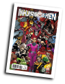 Inhumans VS X-Men # 5 of 6 (Marvel Comics 2016)