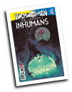 Uncanny Inhumans # 19 (Marvel Comics 2016)