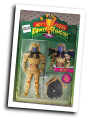 Mighty Morphin Power Rangers # 12 (Boom Comics 2017) Action Figure Variant