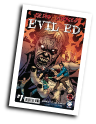 Evil Dead II: Revenge of Evil ED # 1 (Space Goat Productions 2016)