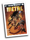 Dark Nights Metal # 6 of 6 (DC Comics 2017) Kubert Variant Cover