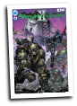 Batman/Teenage Mutant Ninja Turtles II #  4 of 6 (DC Comics 2017)