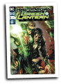 Hal Jordan and The Green Lantern Corps # 38 (DC Comics 2018) Variant Cover