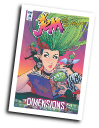 Jem and The Holograms: Dimensions #  4 (IDW Publishing 2018)