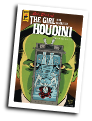 Girl Who Handcuffed Houdini # 4 (Titan Comics 2017) comic book