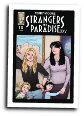 Strangers In Paradise XXV # 10 (Abstract Studio 2019)