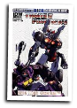 Transformers: Robots In Disguise #  4 (IDW Comics 2012)