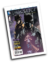 Injustice, Gods Among Us: Year Three Annual #  1 (DC Comics 2014)