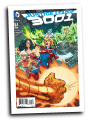 Justice League 3001 # 11 (DC Comics 2014)