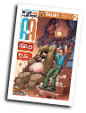 A&A: Adventures of Archer and Armstrong #  2 (Valiant Comics 2016)