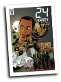 24 Legacy: Rules Of Engagement #  1 of 5 (IDW Publishing 2017)