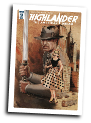 Highlander: The American Dream #  3 of 5 (IDW Publishing 2017)