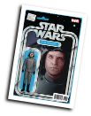 Star Wars # 30 (Marvel Comics 2017) Action Figure Variant Cover