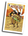 Motor Girl #  5 of 10 (Abstract Studios 2017)