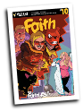 Faith # 10 (Valiant Comics 2017)