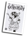 Extremity #  1 (Skybound Comics 2017)  Variant Cover